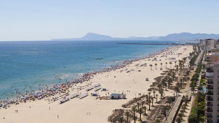 Las 10 mejores playas de la comunitat valenciana colegio for Oficina turismo sagunto