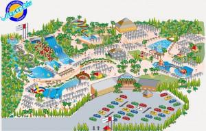 Aquópolis-mapa