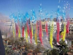 Nou 9 Octubre Dia Comunitat Senyera Valencia