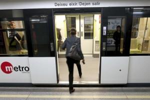No Pants Subway Ride Valencia
