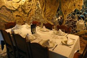 Restaurante Bacco Valencia romantica